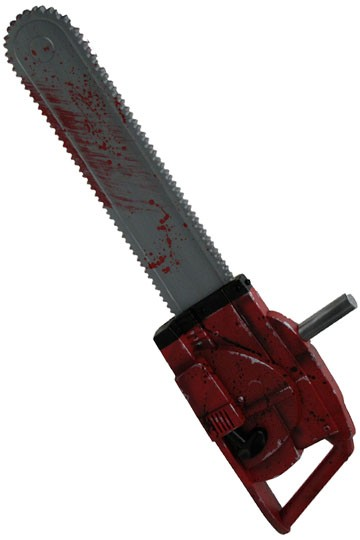 Texas Chainsaw Massacre Kettensäge mit Sound Leatherface