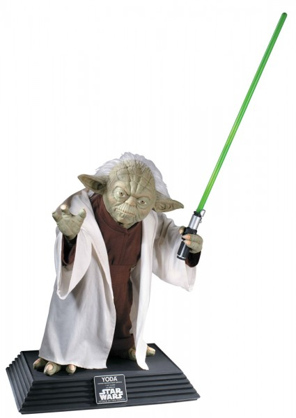 Star Wars Life-Size Statue Yoda 66 cm