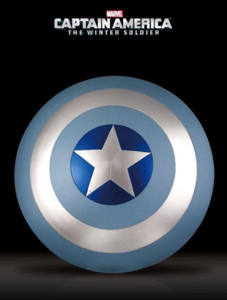 Captain America The Return of the First Avenger Replik 1/1 Schild Blaue Version 69 cm
