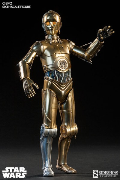 Star Wars Actionfigur 1/6 C-3PO 30 cm