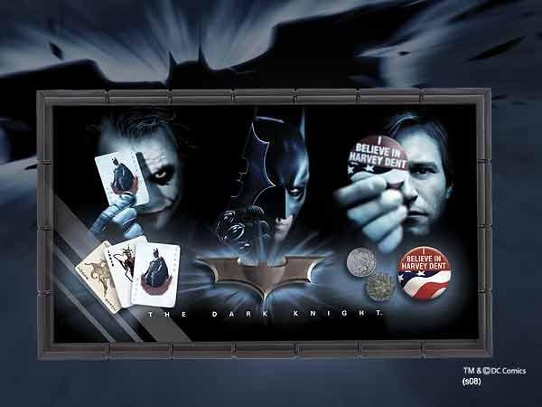 Batman The Dark Knight Repliken Set